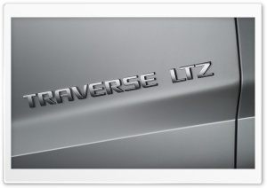 Chevy Traverse LTZ HD Wide Wallpaper for Widescreen