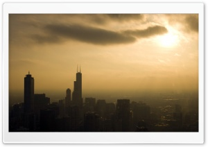 Chicago HD Wide Wallpaper for Widescreen