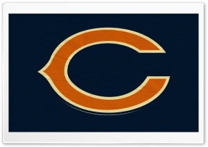 Chicago Bears Flag HD Wide Wallpaper for Widescreen