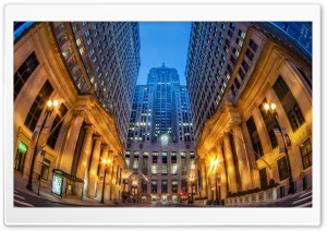 Chicago Board of Trade HD Wide Wallpaper for 4K UHD Widescreen desktop & smartphone