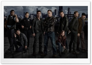 Chicago PD Cast HD Wide Wallpaper for Widescreen