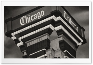 Chicago Tribune HD Wide Wallpaper for Widescreen