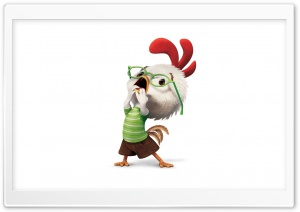 Chicken Little Funny HD Wide Wallpaper for Widescreen