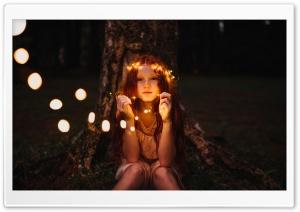 Child Girl Ultra HD Wallpaper for 4K UHD Widescreen desktop, tablet & smartphone