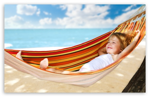Child In Hammock HD wallpaper for Wide 16:10 5:3 Widescreen WHXGA WQXGA WUXGA WXGA WGA ; HD 16:9 High Definition WQHD QWXGA 1080p 900p 720p QHD nHD ; UHD 16:9 WQHD QWXGA 1080p 900p 720p QHD nHD ; Standard 3:2 Fullscreen DVGA HVGA HQVGA devices ( Apple PowerBook G4 iPhone 4 3G 3GS iPod Touch ) ; Mobile 5:3 3:2 16:9 - WGA DVGA HVGA HQVGA devices ( Apple PowerBook G4 iPhone 4 3G 3GS iPod Touch ) WQHD QWXGA 1080p 900p 720p QHD nHD ;
