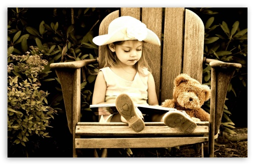 Child Reading A Book HD wallpaper for Wide 16:10 5:3 Widescreen WHXGA WQXGA WUXGA WXGA WGA ; HD 16:9 High Definition WQHD QWXGA 1080p 900p 720p QHD nHD ; Standard 4:3 5:4 3:2 Fullscreen UXGA XGA SVGA QSXGA SXGA DVGA HVGA HQVGA devices ( Apple PowerBook G4 iPhone 4 3G 3GS iPod Touch ) ; Tablet 1:1 ; iPad 1/2/Mini ; Mobile 4:3 5:3 3:2 16:9 5:4 - UXGA XGA SVGA WGA DVGA HVGA HQVGA devices ( Apple PowerBook G4 iPhone 4 3G 3GS iPod Touch ) WQHD QWXGA 1080p 900p 720p QHD nHD QSXGA SXGA ;