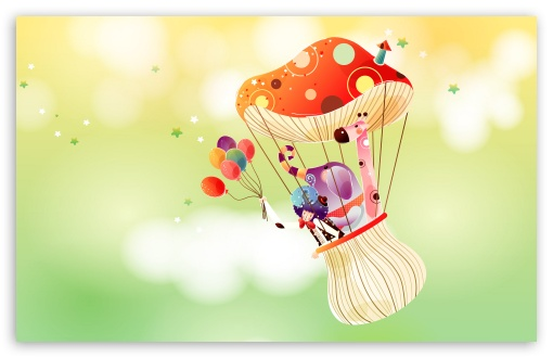 Childhood Fairytales Mushroom Balloon UltraHD Wallpaper for Wide 16:10 5:3 Widescreen WHXGA WQXGA WUXGA WXGA WGA ; 8K UHD TV 16:9 Ultra High Definition 2160p 1440p 1080p 900p 720p ; Standard 4:3 5:4 3:2 Fullscreen UXGA XGA SVGA QSXGA SXGA DVGA HVGA HQVGA ( Apple PowerBook G4 iPhone 4 3G 3GS iPod Touch ) ; Tablet 1:1 ; iPad 1/2/Mini ; Mobile 4:3 5:3 3:2 16:9 5:4 - UXGA XGA SVGA WGA DVGA HVGA HQVGA ( Apple PowerBook G4 iPhone 4 3G 3GS iPod Touch ) 2160p 1440p 1080p 900p 720p QSXGA SXGA ;