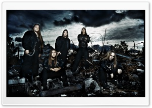 Children of Bodom HD Wide Wallpaper for Widescreen