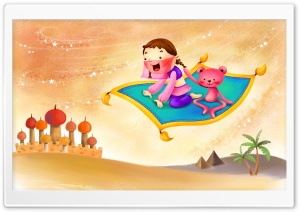 Children's Day HD Wide Wallpaper for Widescreen