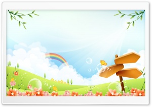 Childrens Day HD Wide Wallpaper for Widescreen