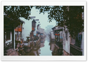 China Shaoxing HD Wide Wallpaper for Widescreen