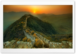 China Wall HD Wide Wallpaper for Widescreen