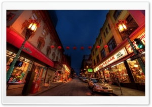 Chinatown HD Wide Wallpaper for Widescreen