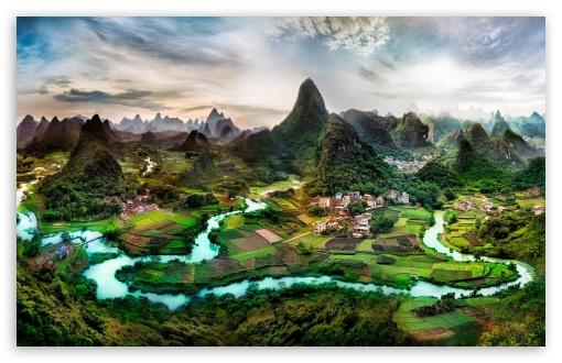Download Chinese Nature UltraHD Wallpaper