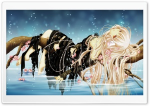Chobits HD Wide Wallpaper for Widescreen