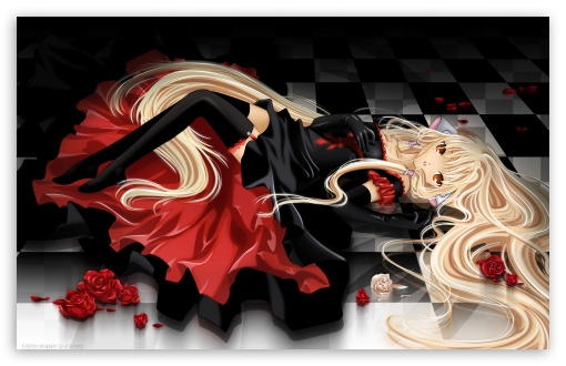 Chobits Chii HD wallpaper for Wide 16:10 5:3 Widescreen WHXGA WQXGA WUXGA WXGA WGA ; HD 16:9 High Definition WQHD QWXGA 1080p 900p 720p QHD nHD ; Mobile 5:3 16:9 - WGA WQHD QWXGA 1080p 900p 720p QHD nHD ;