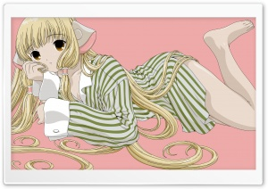 Chobits Chii HD Wide Wallpaper for 4K UHD Widescreen desktop & smartphone