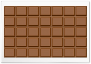 Chocolate Pattern HD Wide Wallpaper for Widescreen