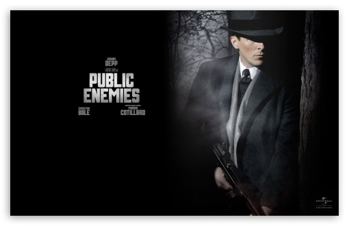 Christian Bale Public Enemies HD wallpaper for Wide 16:10 5:3 Widescreen WHXGA WQXGA WUXGA WXGA WGA ; HD 16:9 High Definition WQHD QWXGA 1080p 900p 720p QHD nHD ; Standard 4:3 3:2 Fullscreen UXGA XGA SVGA DVGA HVGA HQVGA devices ( Apple PowerBook G4 iPhone 4 3G 3GS iPod Touch ) ; iPad 1/2/Mini ; Mobile 4:3 5:3 3:2 16:9 - UXGA XGA SVGA WGA DVGA HVGA HQVGA devices ( Apple PowerBook G4 iPhone 4 3G 3GS iPod Touch ) WQHD QWXGA 1080p 900p 720p QHD nHD ;
