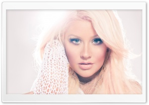 Christina Aguilera 2012 HD Wide Wallpaper for Widescreen