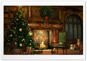 Christmas 2012 HD Wide Wallpaper for Widescreen