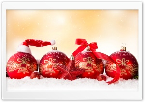 Christmas 2013 Ultra HD Wallpaper for 4K UHD Widescreen desktop, tablet & smartphone