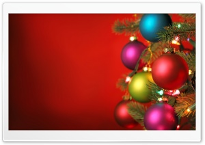 Christmas Ultra HD Wallpaper for 4K UHD Widescreen desktop, tablet & smartphone