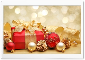 Christmas HD Wide Wallpaper for Widescreen