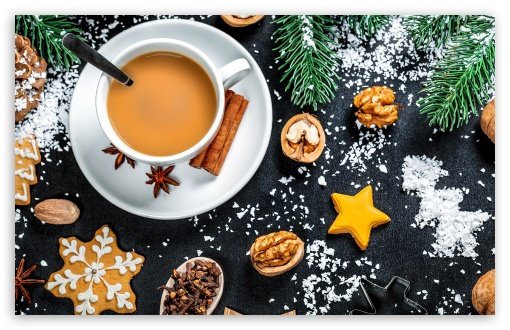 Christmas Cup of Coffee, Winter Mood UltraHD Wallpaper for Wide 16:10 5:3 Widescreen WHXGA WQXGA WUXGA WXGA WGA ; UltraWide 21:9 24:10 ; 8K UHD TV 16:9 Ultra High Definition 2160p 1440p 1080p 900p 720p ; UHD 16:9 2160p 1440p 1080p 900p 720p ; Standard 4:3 5:4 3:2 Fullscreen UXGA XGA SVGA QSXGA SXGA DVGA HVGA HQVGA ( Apple PowerBook G4 iPhone 4 3G 3GS iPod Touch ) ; Tablet 1:1 ; iPad 1/2/Mini ; Mobile 4:3 5:3 3:2 16:9 5:4 - UXGA XGA SVGA WGA DVGA HVGA HQVGA ( Apple PowerBook G4 iPhone 4 3G 3GS iPod Touch ) 2160p 1440p 1080p 900p 720p QSXGA SXGA ;