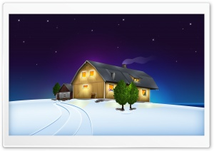 Christmas Day Ultra HD Wallpaper for 4K UHD Widescreen desktop, tablet & smartphone