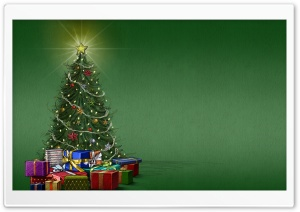 Christmas Drawing Ultra HD Wallpaper for 4K UHD Widescreen desktop, tablet & smartphone