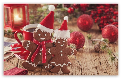 Christmas Gingerbread ❤ 4K UHD Wallpaper for Wide 16:10 5:3 Widescreen WHXGA WQXGA WUXGA WXGA WGA ; 4K UHD 16:9 Ultra High Definition 2160p 1440p 1080p 900p 720p ; Standard 4:3 5:4 3:2 Fullscreen UXGA XGA SVGA QSXGA SXGA DVGA HVGA HQVGA ( Apple PowerBook G4 iPhone 4 3G 3GS iPod Touch ) ; Tablet 1:1 ; iPad 1/2/Mini ; Mobile 4:3 5:3 3:2 16:9 5:4 - UXGA XGA SVGA WGA DVGA HVGA HQVGA ( Apple PowerBook G4 iPhone 4 3G 3GS iPod Touch ) 2160p 1440p 1080p 900p 720p QSXGA SXGA ;