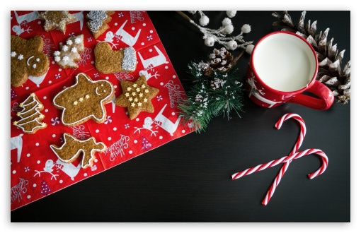 Christmas Gingerbread Biscuits, Milk Mug, Candycanes ❤ 4K UHD Wallpaper for Wide 16:10 5:3 Widescreen WHXGA WQXGA WUXGA WXGA WGA ; 4K UHD 16:9 Ultra High Definition 2160p 1440p 1080p 900p 720p ; UHD 16:9 2160p 1440p 1080p 900p 720p ; Standard 4:3 3:2 Fullscreen UXGA XGA SVGA DVGA HVGA HQVGA ( Apple PowerBook G4 iPhone 4 3G 3GS iPod Touch ) ; Smartphone 16:9 3:2 5:3 2160p 1440p 1080p 900p 720p DVGA HVGA HQVGA ( Apple PowerBook G4 iPhone 4 3G 3GS iPod Touch ) WGA ; iPad 1/2/Mini ; Mobile 4:3 5:3 3:2 16:9 5:4 - UXGA XGA SVGA WGA DVGA HVGA HQVGA ( Apple PowerBook G4 iPhone 4 3G 3GS iPod Touch ) 2160p 1440p 1080p 900p 720p QSXGA SXGA ;