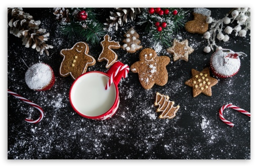 Christmas Gingerbread Cookies and Milk ❤ 4K UHD Wallpaper for Wide 16:10 5:3 Widescreen WHXGA WQXGA WUXGA WXGA WGA ; UltraWide 21:9 24:10 ; 4K UHD 16:9 Ultra High Definition 2160p 1440p 1080p 900p 720p ; UHD 16:9 2160p 1440p 1080p 900p 720p ; Standard 4:3 5:4 3:2 Fullscreen UXGA XGA SVGA QSXGA SXGA DVGA HVGA HQVGA ( Apple PowerBook G4 iPhone 4 3G 3GS iPod Touch ) ; Tablet 1:1 ; iPad 1/2/Mini ; Mobile 4:3 5:3 3:2 16:9 5:4 - UXGA XGA SVGA WGA DVGA HVGA HQVGA ( Apple PowerBook G4 iPhone 4 3G 3GS iPod Touch ) 2160p 1440p 1080p 900p 720p QSXGA SXGA ; Dual 4:3 5:4 3:2 UXGA XGA SVGA QSXGA SXGA DVGA HVGA HQVGA ( Apple PowerBook G4 iPhone 4 3G 3GS iPod Touch ) ;