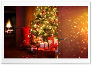 Christmas Is Coming HD Wide Wallpaper for Widescreen