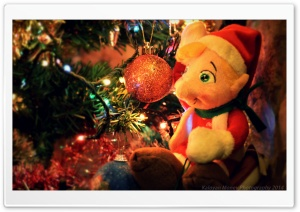 Christmas Magic HD Wide Wallpaper for Widescreen