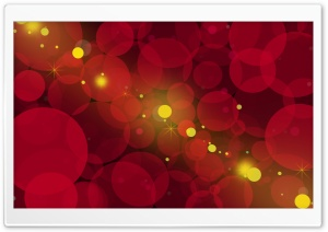 Christmas Magic Bokeh Ultra HD Wallpaper for 4K UHD Widescreen desktop, tablet & smartphone