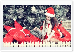 Christmas Moments HD Wide Wallpaper for Widescreen