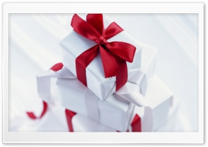 Christmas Presents 2011 HD Wide Wallpaper for Widescreen