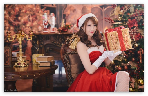 Christmas Santa Girl Dress ❤ 4K UHD Wallpaper for Wide 16:10 5:3 Widescreen WHXGA WQXGA WUXGA WXGA WGA ; 4K UHD 16:9 Ultra High Definition 2160p 1440p 1080p 900p 720p ; UHD 16:9 2160p 1440p 1080p 900p 720p ; Standard 3:2 Fullscreen DVGA HVGA HQVGA ( Apple PowerBook G4 iPhone 4 3G 3GS iPod Touch ) ; Mobile 5:3 3:2 16:9 - WGA DVGA HVGA HQVGA ( Apple PowerBook G4 iPhone 4 3G 3GS iPod Touch ) 2160p 1440p 1080p 900p 720p ;