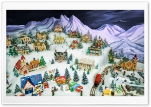 Christmas Story HD Wide Wallpaper for Widescreen