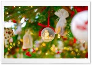 Christmas Tree 2011 HD Wide Wallpaper for Widescreen