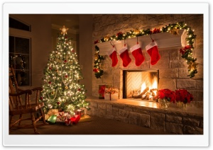 Christmas Tree 2016 HD Wide Wallpaper for Widescreen