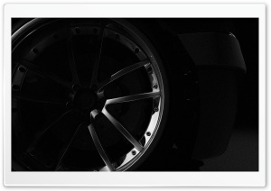 Chrome Rims HD Wide Wallpaper for Widescreen