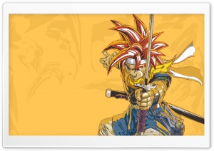 Chrono Trigger HD Wide Wallpaper for Widescreen