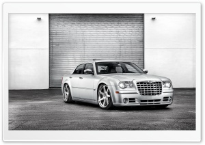 Chrysler 300M HD Wide Wallpaper for Widescreen