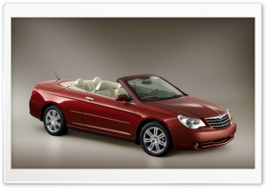 Chrysler Cabriolet HD Wide Wallpaper for Widescreen