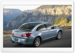 Chrysler Sebring 1 HD Wide Wallpaper for Widescreen