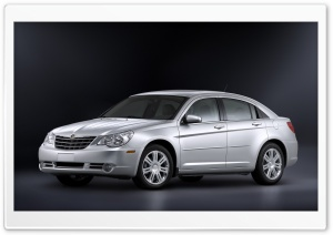 Chrysler Sebring Car HD Wide Wallpaper for Widescreen