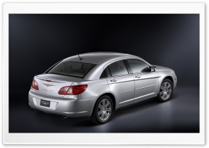 Chrysler Sebring Car 1 HD Wide Wallpaper for Widescreen